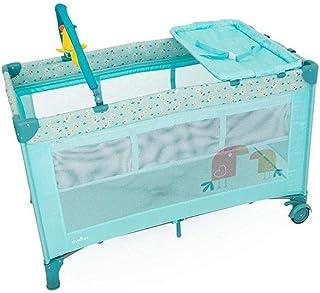 Olmitos 旅行床,带尿布垫和玩具