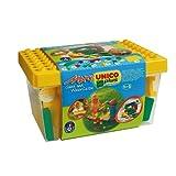 UNICO plus 维尼高布鲁斯 拼插玩具 城堡 18个月-5岁 大颗粒兼容 8812-0000