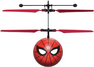 Marvel 蜘蛛俠 IR UFO 球直升機 None 紅色