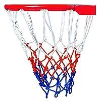 Treely Heavy Duty 篮球网替换专业多种尺寸12圈篮球网
