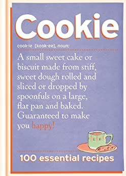 """Cookie: 100 Essential Recipes (English Edition)"",作者:[Spruce  Spruce]"