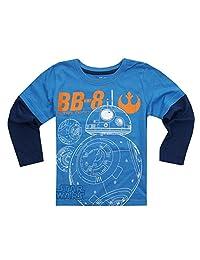 Star Wars 男童长袖上衣