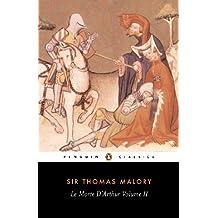 Le Morte D'Arthur Volume 2 (English Edition)