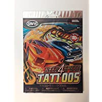 Temporary Tattoos ~ Need 4 Speed Tattoos ~ Savvi ~ 50 ~ Fast Car Tattoos