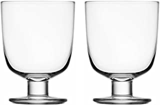 Iittala Lempi 玻璃杯套装 1008683 0.34L,2件套,透明