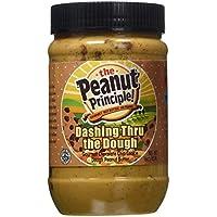 The Peanut Principle Gourmet Nut Butter Company Dashing Thru The Dough Nut Butter, 16 Ounce