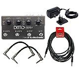 TC Electronic Ditto X4 环 双接插电缆 一根设备电缆 960805005