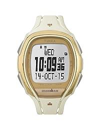 Timex Sleek Premium TW5M05800 White Resin Quartz Diving Watch
