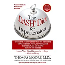 The DASH Diet for Hypertension (English Edition)