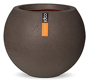 Capi KBR271 Tutch 花瓶球,棕色,157.48 cm x 121.92 cm
