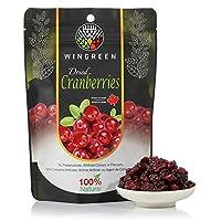 WINGREEN 果干零食 蔓越莓干 128g(加拿大进口)(新老包装 随机发货)