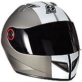SOXON ST-666 豪华*城市巡洋舰街滑板车头盔摩托车头盔运动头盔,ECE 认证,包括 布袋 L (59-60 cm) ST 666