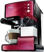 Breville 铂富 vcf045 X Prima 拿铁咖啡机 rot/metallic