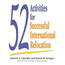 52 Activities for Successful International Relocation (English Edition)
