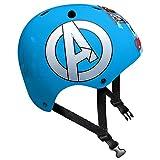邮票 - 滑板头盔 - 复仇者 av299102