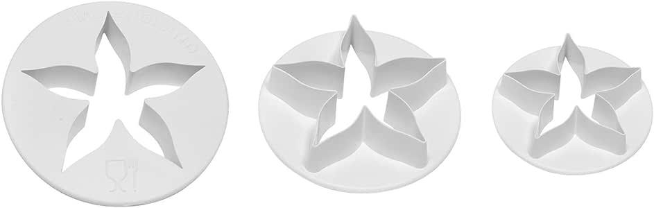 PME Calyx 刀具 白色 Set of 3 CA505