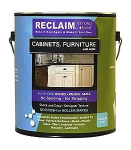 RECLAIM RC29 Versailles、橱柜、家具及更多油漆/现在您可以利用此组合底层/表面/密封剂回收几乎任何表面 - 无脱落 无起皮,1 加仑