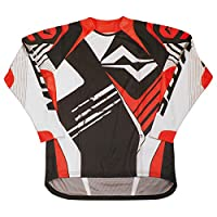 Mots mt2105 X SR try Rider T 恤,紅色,XS 碼