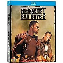 正版蓝光电影DVD 绝地战警1-2合集 蓝光高清2BD50 威尔史密斯