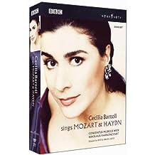 进口DVD:巴托莉演唱莫扎特和海顿作品(2DVD)