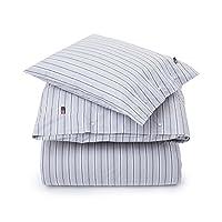 LEXINGTON 套装枕套,棉混纺,灰色,单人床,220 x 150 x 0.2 厘米,2 件