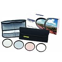 Tiffen 62DVFMK3 62mm DV Film Look Filter Kit 3