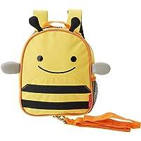 美国 SKIP HOP 迷你背包(附防走失带) 小蜜蜂SH212205