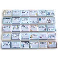 课堂*励证书 - 30 多包装品种 - 拼写、写作、数学、态度等证书
