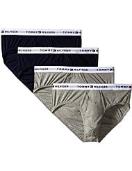 中国亚马逊: 汤米·希尔费格(Tommy Hilfiger) 男士全棉内裤4件装 ¥128
