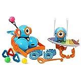 Wonder Workshop Dash & Dot 机器人 奇迹套装(6岁+)