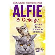 Alfie and George: A heart-warming tale about how one cat and his kitten brought a street together (Alfie series, Book 3) (English Edition)
