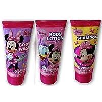 Disney 米妮老鼠女孩沐浴 3 件套