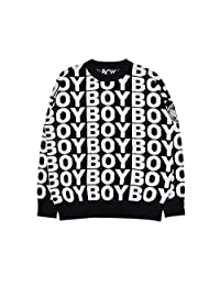 BOY LONDON 中性 毛衣套头衫 BOY AVER JUMPER 2355001