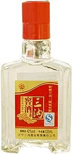 三沟 三沟窖酒 42度 125ml  浓香型(新老包装更替中,随机发货)