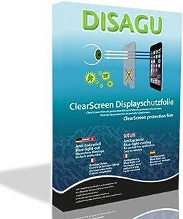 Disagu 4 x ClearScreen 屏幕保护膜适用于 Garmin Forerunner 225 *,BlueLightCut 过滤器保护膜