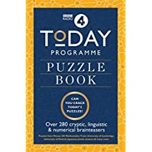 Today Programme Puzzle Book: The puzzle book of 2018 (English Edition)