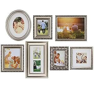 Gallery Perfect 7 件套框架 香槟色 15FP1291