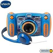Vtech kidizoom DUO 5.0数码相机儿童5200万像素摄像头彩色屏幕10种不同功能2GOALS ( 3480–507157)