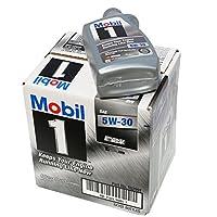 Mobil美孚美孚1号发动机润滑油5W-30946ml*6支装美国原装进口