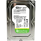 WESTERN DIGITAL WD5000AUDX AV-GP 绿色 500GB 32MB 缓存 SATA 6.0Gb/s 3.5 内部硬盘(光驱动)