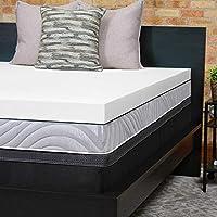 Sealy Perfect Chill 3 英寸*泡沫冷却床垫罩可水洗罩 Queen F02-00141-QN0
