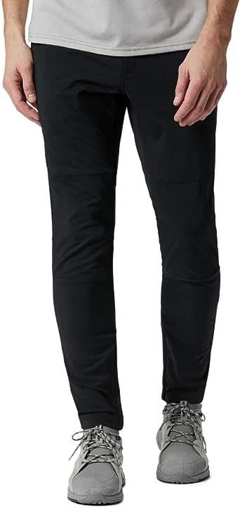 Columbia 女士 Tech Trail 远足裤,防水防污 34 Regular 黑色 1839471-010-34 Regular