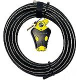 主锁 - (1) Python 可调节电缆锁,8413KACBL-30