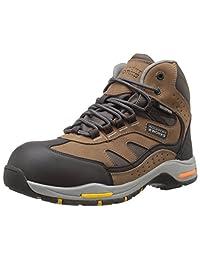 Rockport Work 男士 Prompter Rk5650 防水运动徒步鞋