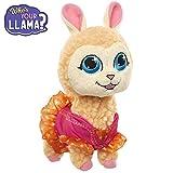 Who's Your Llama 系列 #1 Twirly Llama Plush 毛绒玩具