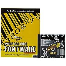Wasp 条形码 FontWare Professional - 许可 - 10 个用户 - 赢家