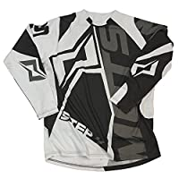 Mots mt2108mn Try Step 4 T 恤,黑色,M 碼