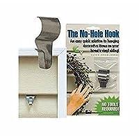 No-Hole Hooks 乙烯基藏架 - 低调- 4 件装