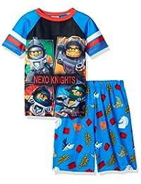 LEGO Nexo Knights 男孩 2 件套睡衣短裤套装