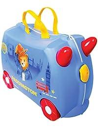 英国Trunki坐骑式小型行李箱-帕丁顿熊TR0317-GB01